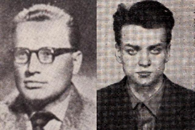Otakar Kunát a Pavel Trnka