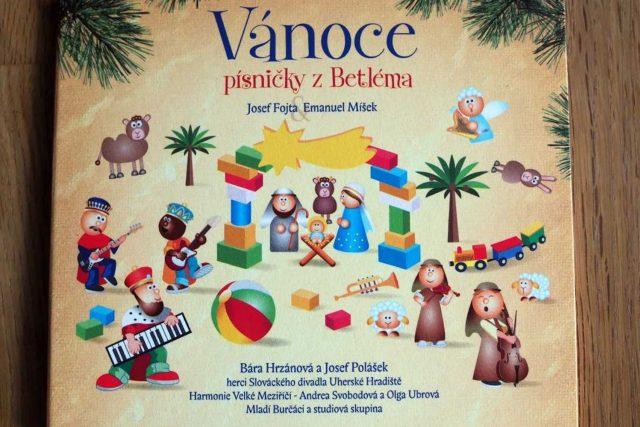 CD Vánoce – písničky z Betléma