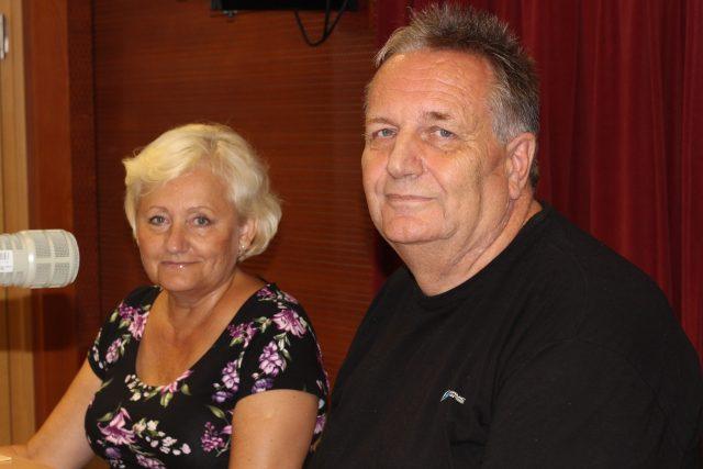 Antonín a Marie Křoustkovi, Jihlava