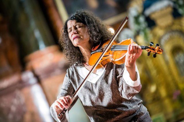 Iva Bittová | foto: MHF Lípa Musica