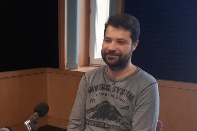 Miroslav Hudec,  lékař kardiologického odd. Nemocnice AGEL Třinec-Podlesí | foto: Romana Kubicová,  Český rozhlas