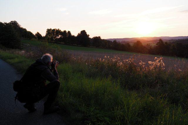 Fotografování přírody,  Vojtěch Zikmund | foto: Dáša Kubíková,  Český rozhlas