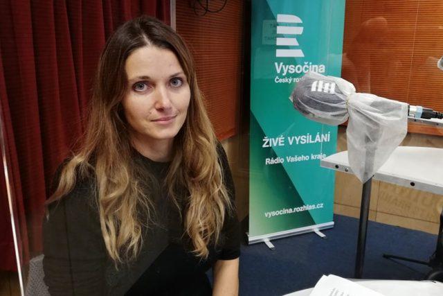 Eva Trnková pracuje jako vrchní sestra infekčního oddělení jihlavské nemocnice