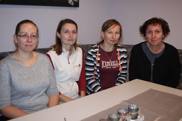 Zdravotní sestry hospicu Bárka Jihlava