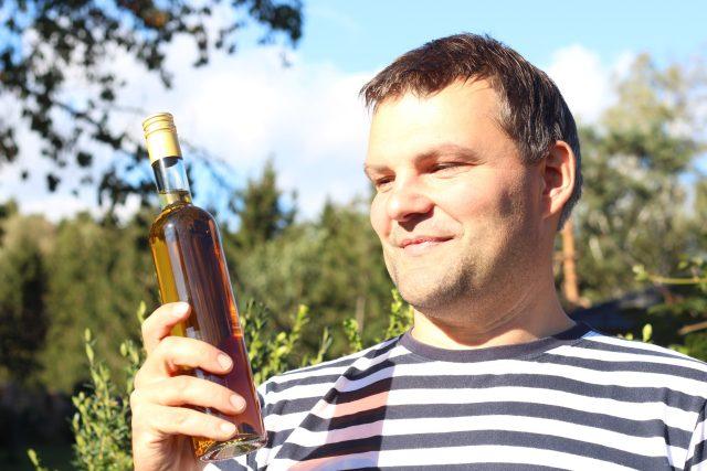 Jiří Sláma,  včelař | foto: Irena Šarounová