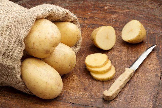 I obyčejná brambora je důležitý zdroj vitamínů
