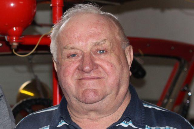 Pavel Jirsa, hasič