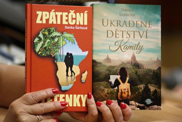 Danka Šárková, knihy