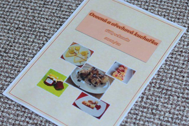 Kuchařka studentů chotěbořského gymnázia