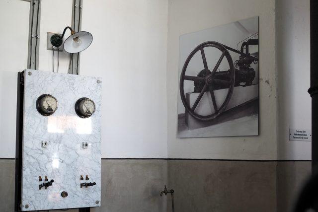 Muzeum v pivovaru Dalešice