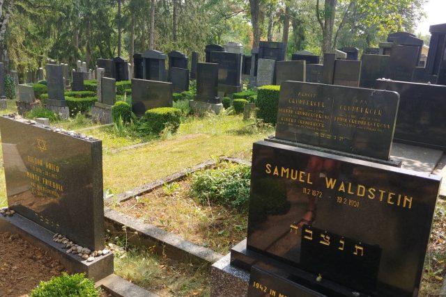 Židovský hřbitov, Třebíč