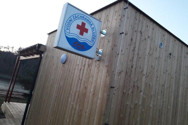 Středisko vodních záchranářů, Dalešice