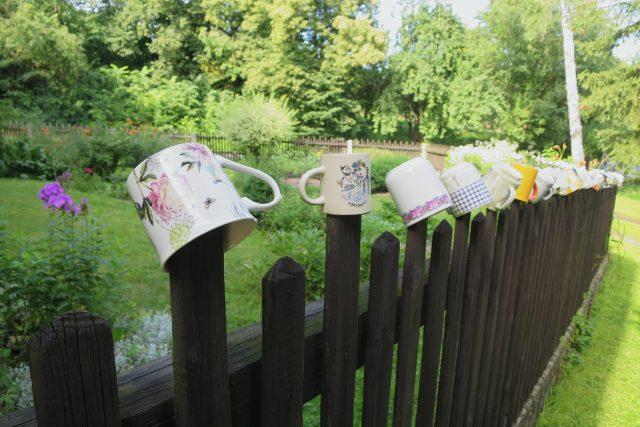 Plaňkový plot k českému venkovu patří   foto: Tereza Brázdová,  Český rozhlas