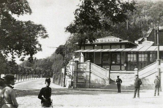 Lanovka na Letnou byla zprovozněna 31. května 1891