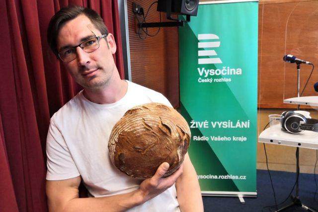 Tomáš Vyroubal   foto: Jirka Doležal,  Český rozhlas