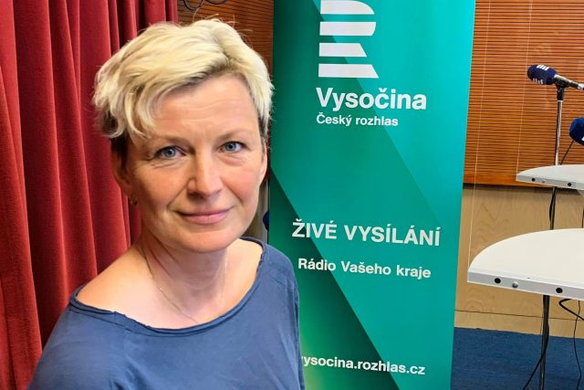 Dagmar Málková,  lékařka   foto: Hela Dvořáková,  Český rozhlas