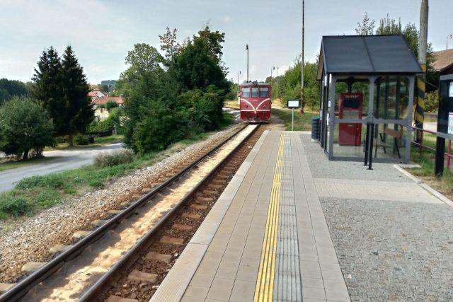 Úzkokolejná trať, Pelhřimovsko