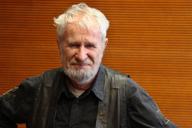 Vladislav Jiroušek   foto: Milan Kopecký,  Český rozhlas