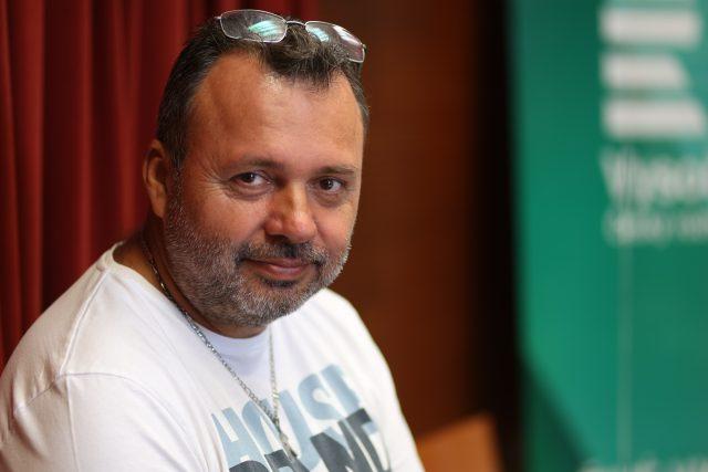František Khor,  dobrovolník | foto: Milan Kopecký,  Český rozhlas