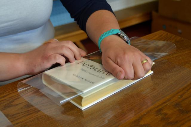 Knihy, Knihovna Žďár nad Sázavou