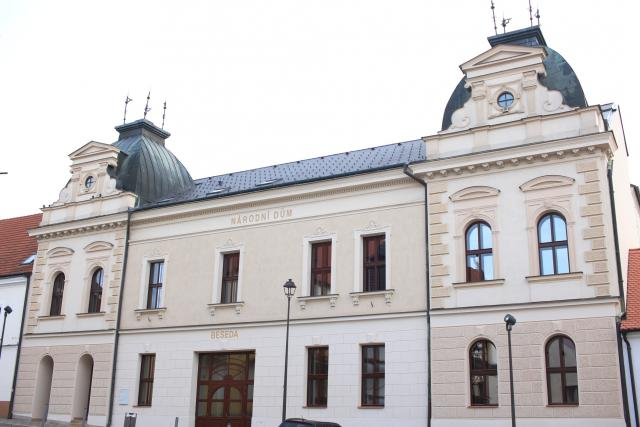 Beseda, Moravské Budějovice