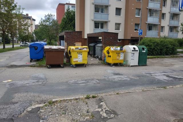 Popelnice, Havlíčkův Brod