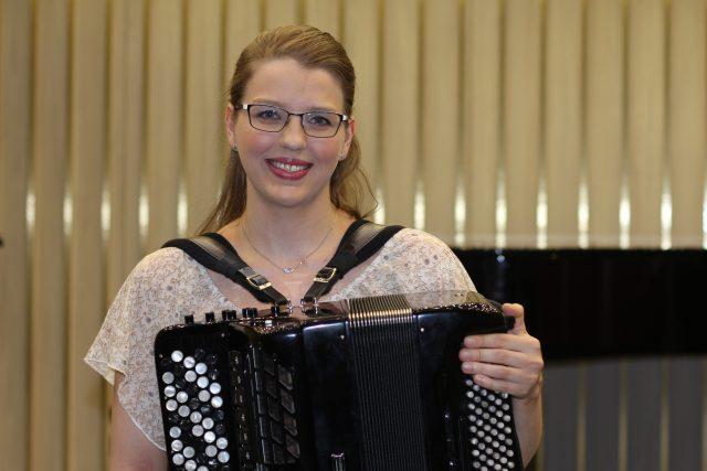 Markéta Laštovičková | foto: Irena Šarounová,  Český rozhlas,  Český rozhlas