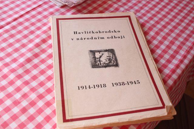Havlíčkobrodsko v národním odboji, kniha