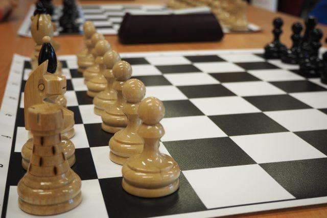 Křižánky, šachy
