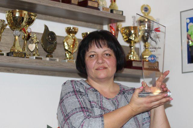 Ivana Jakoubková, šipkařka