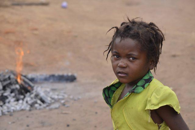 Fotografie z Afriky jsou plné emocí