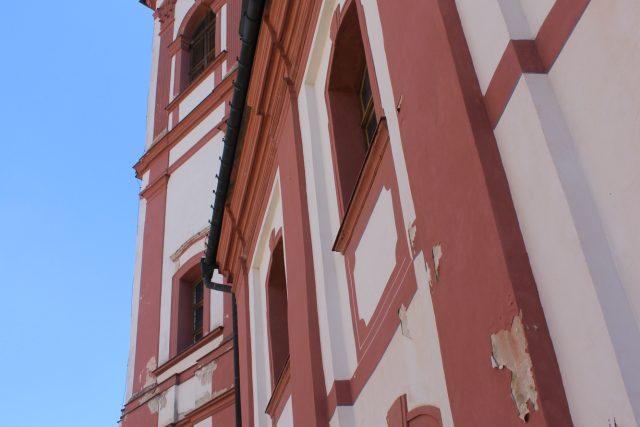 Kostel sv. Markéty, Jaroměřice