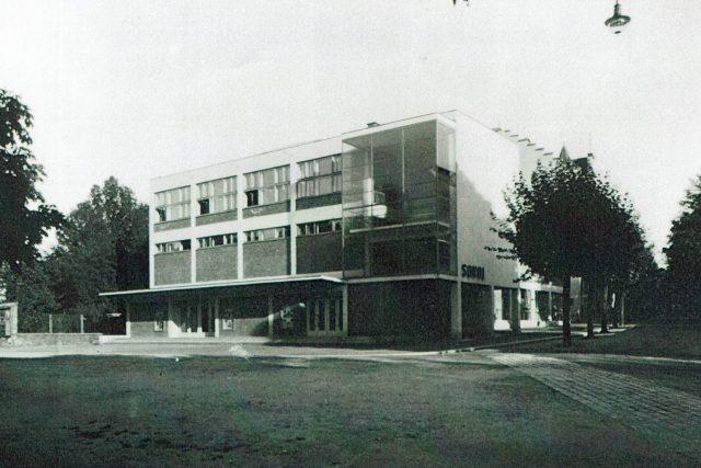 Sokolovna, Jihlava