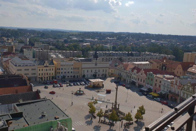 Havlíčkův Brod,  ilustrační foto | foto: Daniela Brychtová,  Český rozhlas