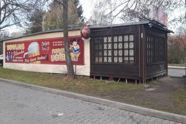 Jihlava, okolí Brněnského mostu
