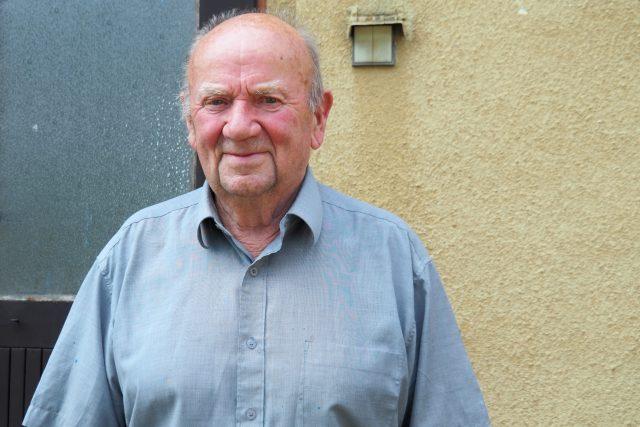 Jaroslav Šimánek z Batelova | foto: Dáša Kubíková,  Český rozhlas