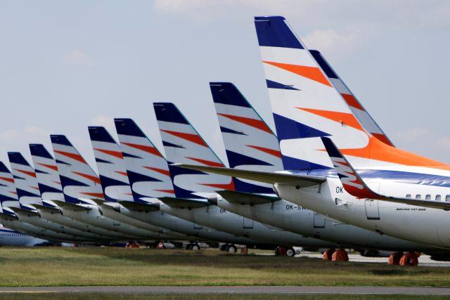 smartwings, letadla, aerolinky