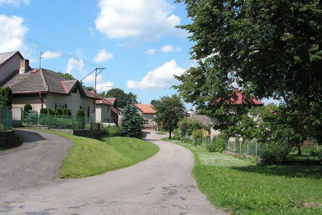 Obec Kynice na Havlíčkobrodsku.
