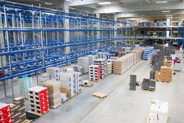 Logistické centrum | foto: Profimedia/SME